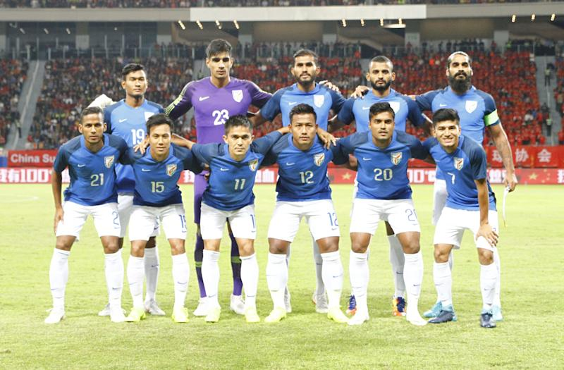 China v India starting XI