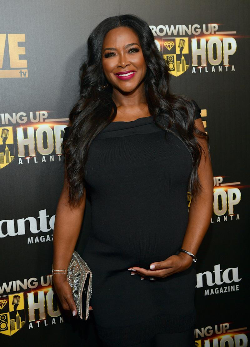 'RHOA' Star Kenya Moore Says Her Uterine Fibroids Led to Her 3-Hour C-Section