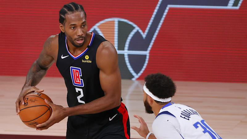Rivers lauds 'phenomenal' Kawhi Leonard as Clippers advance in NBA playoffs