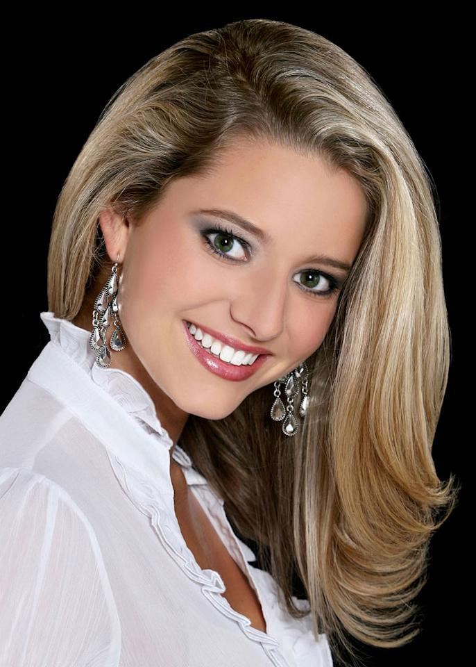 "Miss New Jersey, Katharyn Nicolle is a contestant in the ""<a href=""/2012-miss-america-pageant/show/48165"">2012 Miss America Pageant</a>."""