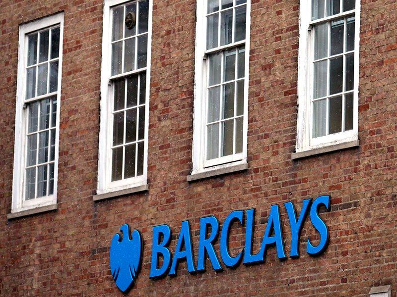 Barclays to axe at least 3700 jobs