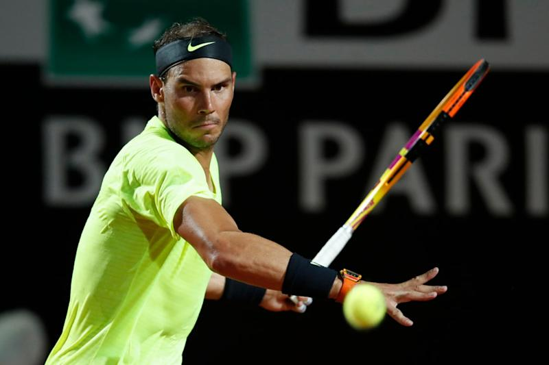 Different French Open, Same Start For Rafael Nadal With Easy Win in First Round