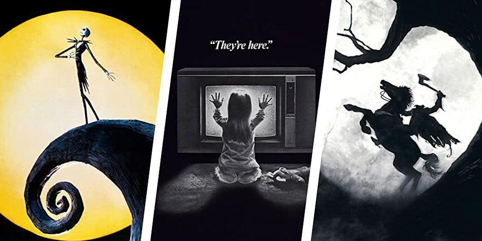 """<p>What makes a movie a """"Halloween movie""""? Is that even a genre? Is it different from a horror movie? Are all horror movies Halloween movies? Does a Halloween movie have to be a horror movie? Why do we even associate the holiday with things that jump in the night and on the screen? </p><p>While the latter question is historical and somewhat straightforward (<a href=""""https://www.businessinsider.com/history-of-halloween-2017-10#the-days-morbid-traditions-go-back-to-ancient-times-2"""" rel=""""nofollow noopener"""" target=""""_blank"""" data-ylk=""""slk:ancient autumn celebrations"""" class=""""link rapid-noclick-resp"""">ancient autumn celebrations</a> marked moments when the threshold between living and spirit realms broke down—and so when ghosts jumped out), the question of movie genre can get a bit tricky. <br></p><p>We're calling """"Halloween movies"""" those films set around the October holiday or featuring themes of the celebration across culture, including burial, harvest, and communion with the dead. So even if it's summertime (or Christmastime), there can still be Halloween. Also just films that are essential viewing come All Hallow's Eve.</p><p>Here are our picks for the best Halloween movies.</p>"""