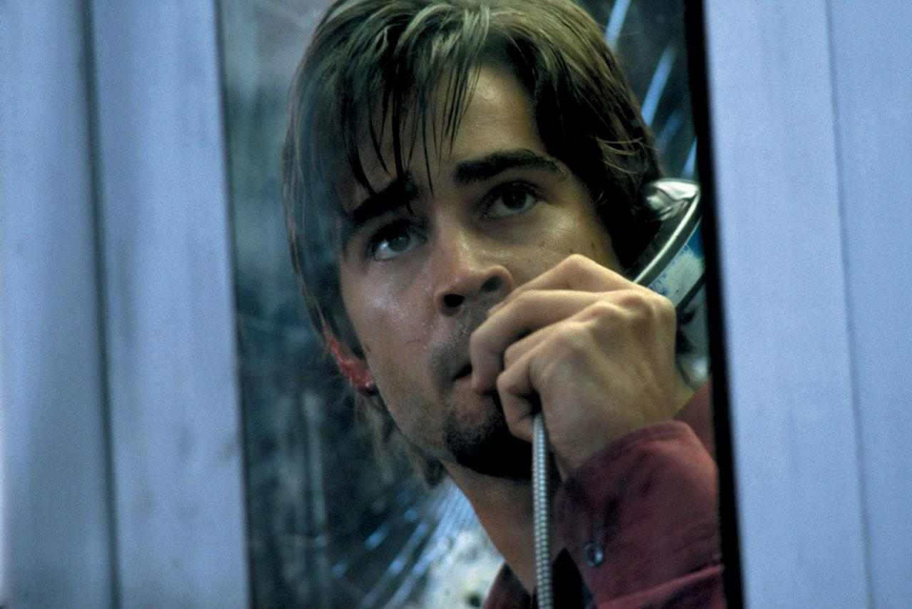 "This thriller was set to be released in November 2002 when the Washington, D.C. Beltway sniper attacks occurred in October, killing 10 people. Given the film's premise -- a publicist (<a href=""https://ew.com/tag/colin-farrell/"">Colin Farrell</a>) is tormented by an unseen sniper through phone calls -- the film's distributor decided to delay its release until the next April."