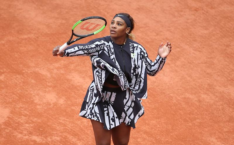 Serena Williams (Foto: Jean Catuffe/Getty Images)