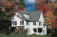 """<p>For a peaceful visit, head to <a href=""""https://www.tripadvisor.com/Tourism-g57228-Dorset_Vermont-Vacations.html"""" rel=""""nofollow noopener"""" target=""""_blank"""" data-ylk=""""slk:this quiet town"""" class=""""link rapid-noclick-resp"""">this quiet town</a> and enjoy beautiful walking trails and an abundance of maple trees. Take a wildlife tour, head to a local music festival, or even check out a museum, like the American Museum of Fly Fishing.</p>"""