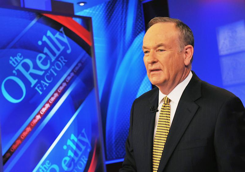 Bill O'Reilly's New Book Just Debuted at #1 on the New York Times Best Sellers List