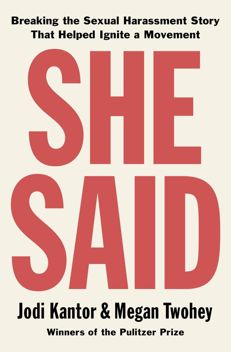 Book Review - She Said