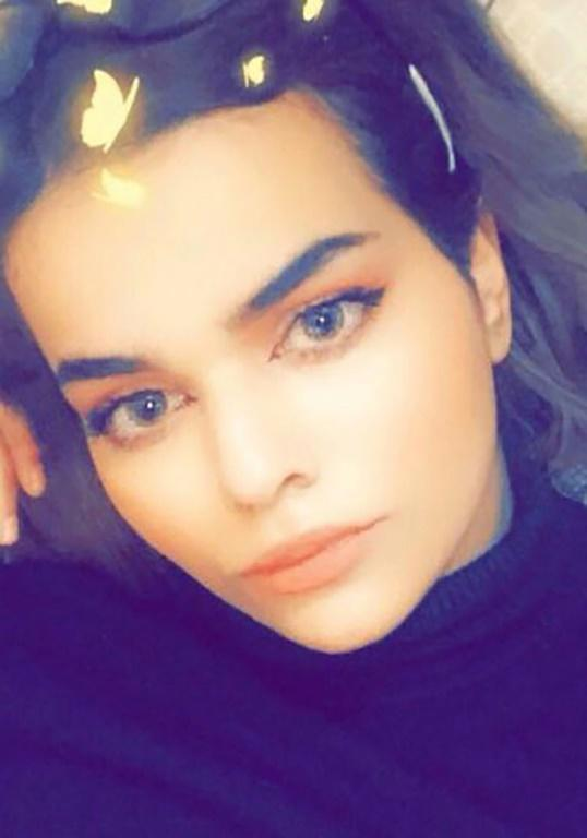 Rahaf Mohammed al-Qunun said she ran away from her family because they subjected her to physical and psychological abuse