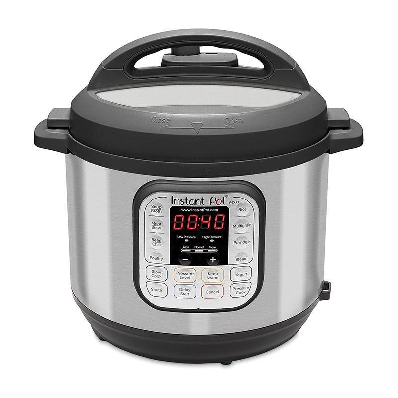 "Go ahead and change their life with the magical versatility of the Instant Pot. The pressure cooker, slow cooker, rice cooker, steamer, sauté pan, yogurt maker, and warmer truly does do it all. $100, Amazon. <a href=""https://www.amazon.com/Instant-Pot-Multi-Use-Programmable-Pressure/dp/B00FLYWNYQ/"" rel=""nofollow noopener"" target=""_blank"" data-ylk=""slk:Get it now!"" class=""link rapid-noclick-resp"">Get it now!</a>"