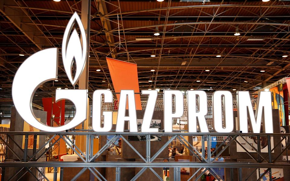 Russian energy gas prices Gazprom Europe supply - REUTERS/Benoit Tessier/File Photo