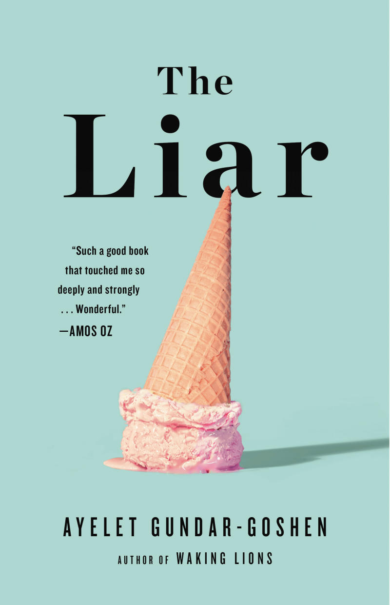 Book Review - The Liar