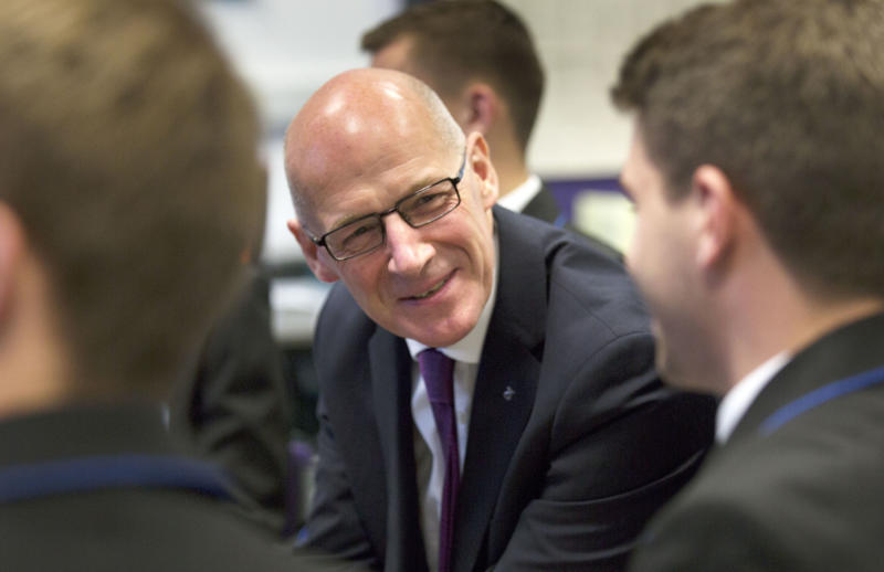 <p>Deputy First Minister John Swinney will visit Delhi and Bangalore later this month.</p>