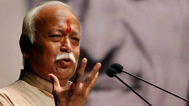 Mohan Bhagwat praises PM Modi's Sabka Saath, Sabka Vikas slogan, says it's a declaration of 'dharma'
