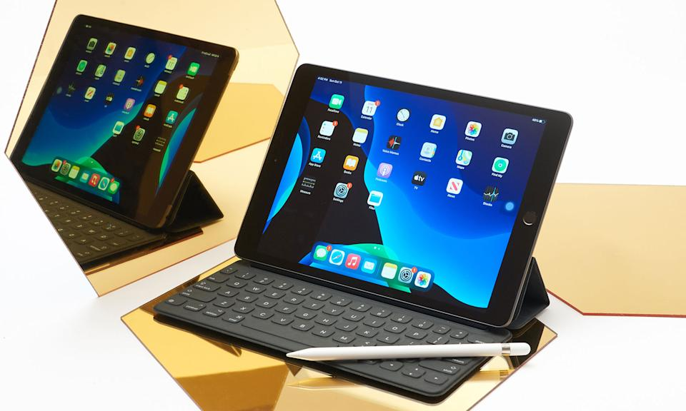 Holiday gift guide: Apple iPad 8th-gen