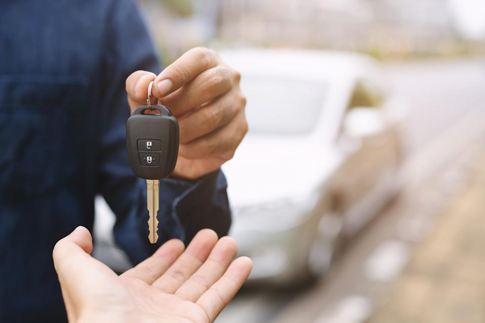 UK used car sales halved to just over 1 million in the second quarter as the coronavirus pandemic hit demand. Photo: Getty