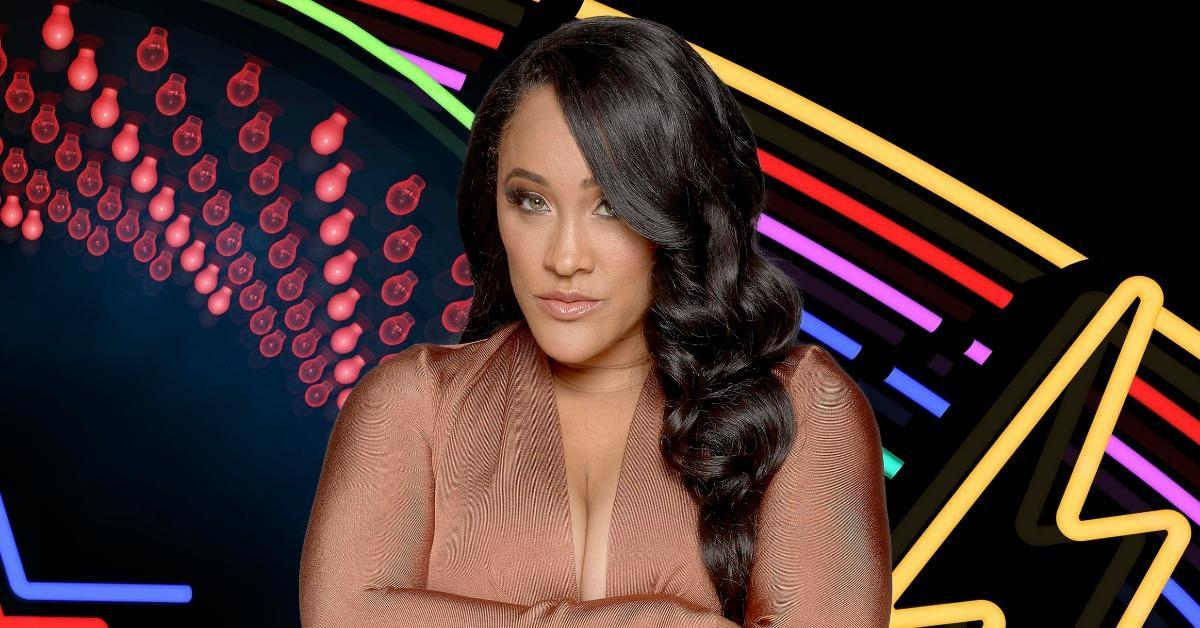 Natalie Nunn has been voted out (Channel 5)