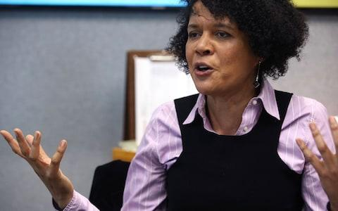 """Chi Onwurah, chair of the All-Party Parliamentary Group for Africa, called on Mrs Blair to """"undo the insult and injury"""" of her comments - Credit: Richard Gardner/REX/Shutterstock/REX/Shutterstock"""