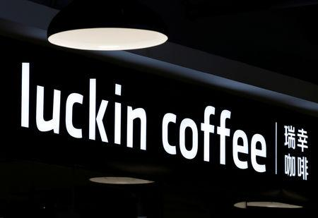 China's Luckin Coffee takes aim at Starbucks with USA listing