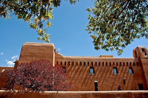 Housed in one of Santa Fe's most graceful buildings, the New Mexico Museum of Art dates to 1917.