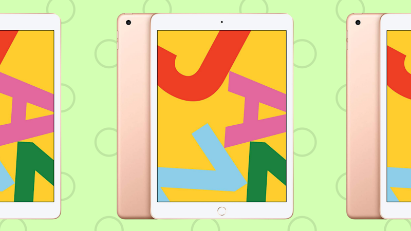 Save $79 on the latest Apple iPad! (Photo: Apple)
