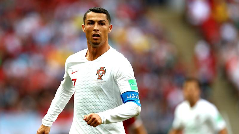 detailed look 60257 dcdd4 World Cup 2018: Referee did not ask for Cristiano Ronaldo's ...