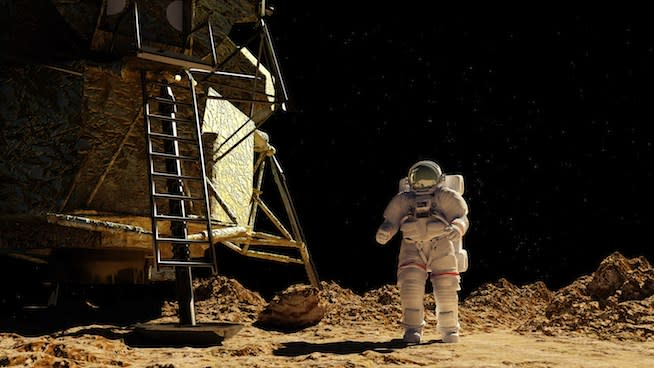 In the Event of a Moon Disaster offers alternate history of Apollo 11