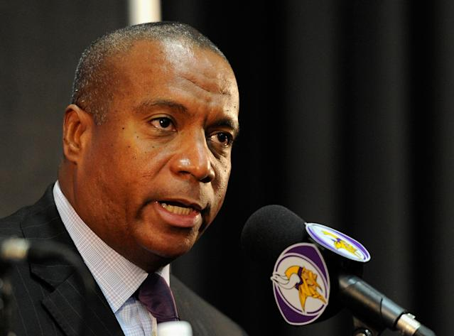Kevin Warren will take over for Jim Delany as the Big Ten commissioner. (Getty)