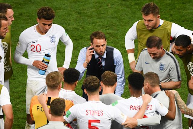 Tough to take: how did England's players rate out of ten against Croatia