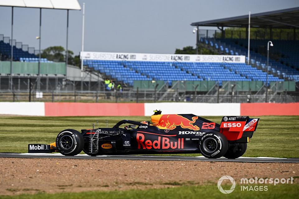 """Red Bull Racing RB16<span class=""""copyright"""">Mark Sutton / Motorsport Images</span>"""