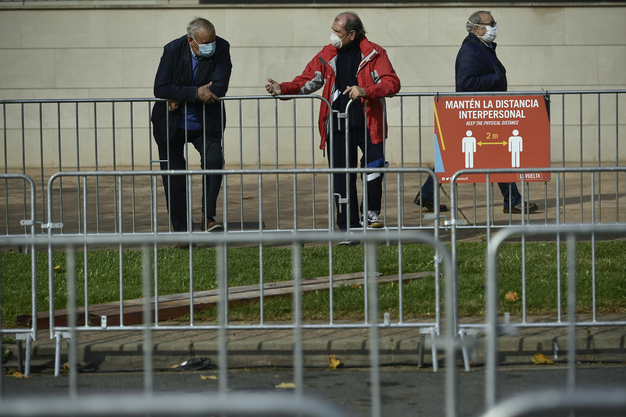 The Latest: Germany's Bundesliga to exclude fans again