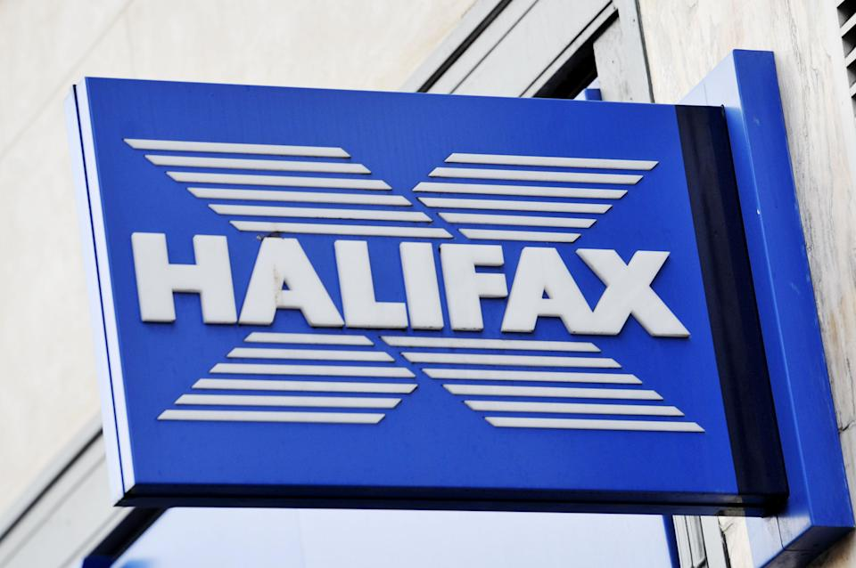 A Halifax sign (PA Archive)