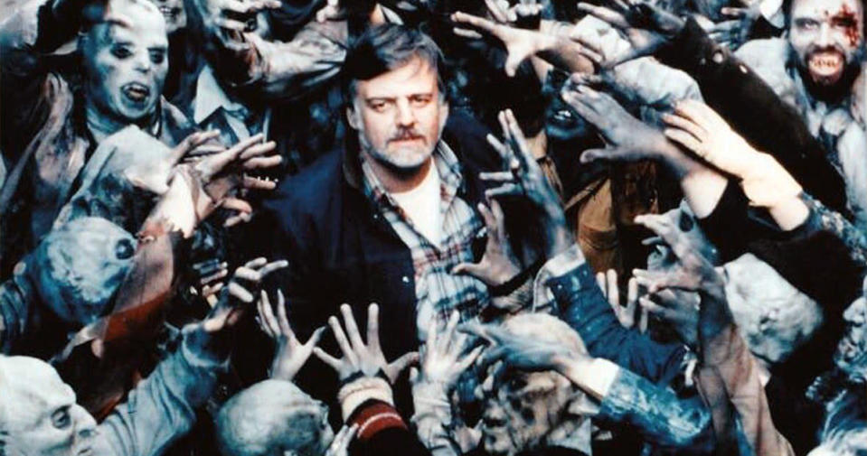 <p>George A Romero, 4 February 1940 – 16 July 2017<br>Best known for: Night Of The Living Dead, Dawn Of The Dead, Martin </p>