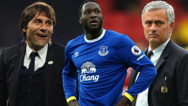 Romelu Lukaku could join Manchester United or his old club Chelsea this summer.