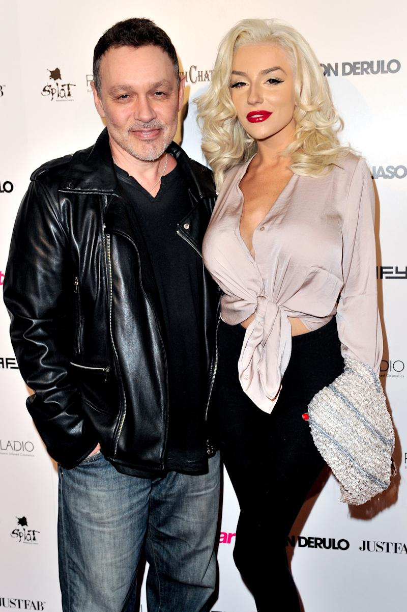 Courtney Stodden,23 want to get back with husband,Doug Hutchison,57