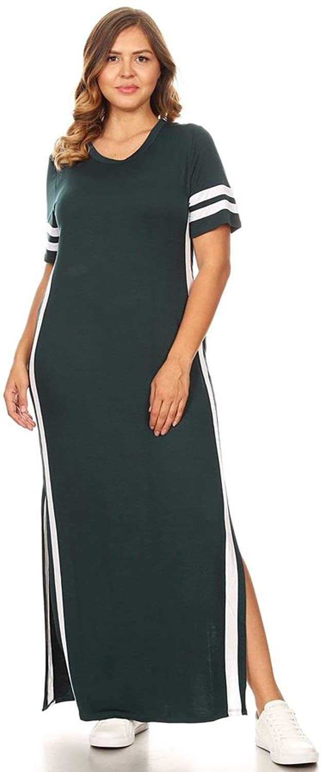 """<br><br><strong>Sweetkie</strong> Striped Maxi Dress, $, available at <a href=""""https://amzn.to/35v3bJw"""" rel=""""nofollow noopener"""" target=""""_blank"""" data-ylk=""""slk:Amazon"""" class=""""link rapid-noclick-resp"""">Amazon</a>"""