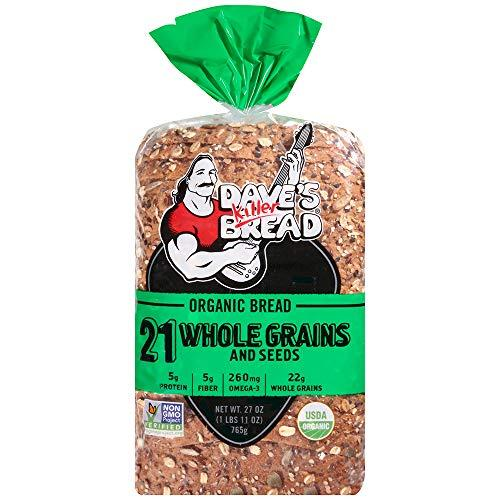Dave's Killer Bread Organic Bread, 21 Whole Grains and Seeds ('Multiple' Murder Victims Found in Calif. Home / 'Multiple' Murder Victims Found in Calif. Home)