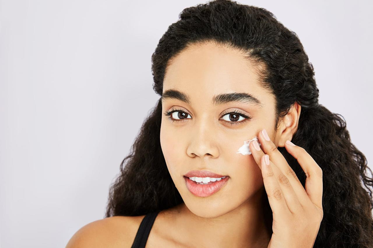 """<p><a href=""""https://www.popsugar.com/beauty/Surprising-Causes-Acne-45039612"""" class=""""ga-track"""" data-ga-category=""""Related"""" data-ga-label=""""https://www.popsugar.com/beauty/Surprising-Causes-Acne-45039612"""" data-ga-action=""""In-Line Links"""">Stressed skin can look different</a> for different people. """"Your skin is the ultimate map of your internal health,"""" Dr. Cheung said. """"Stress activates your internal flight-or-fight response, which shuts down nonessential processes."""" The reason acne is one of the most common ways your body shows internal stress is because it affects the rate at which your skin cells turn over. If your body is stressed out, she said, your skin will show it. </p> <p>Signs include an increase in oil production, which leads to those pesky pimples, as well as dullness and irritation in your complexion. """"Stress causes your body to make <a href=""""https://www.popsugar.com/beauty/Hormonal-Acne-Causes-Treatments-42126812"""" class=""""ga-track"""" data-ga-category=""""Related"""" data-ga-label=""""https://www.popsugar.com/beauty/Hormonal-Acne-Causes-Treatments-42126812"""" data-ga-action=""""In-Line Links"""">hormones like cortisol</a>, which leads to many changes in the skin including increased transepidermal water loss, dryness, eczema, psoriasis flares, rosacea, and acne,"""" Dr. Marmur said.</p>"""