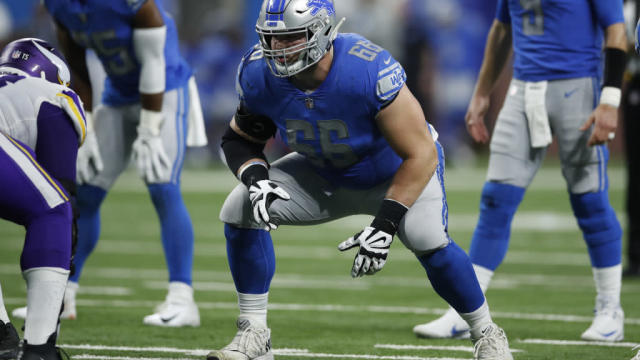 Breaking down the Lions position battle at left guard