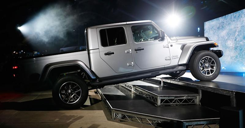 truck owners go crazy for off road pickups with tricked out trims as