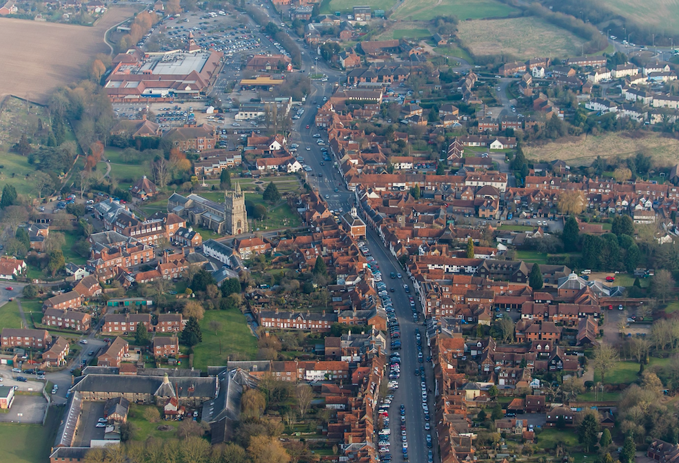 <p>Famed for its old pubs, Amersham is a picturesque market town north west of London. (Picture: Rex) </p>