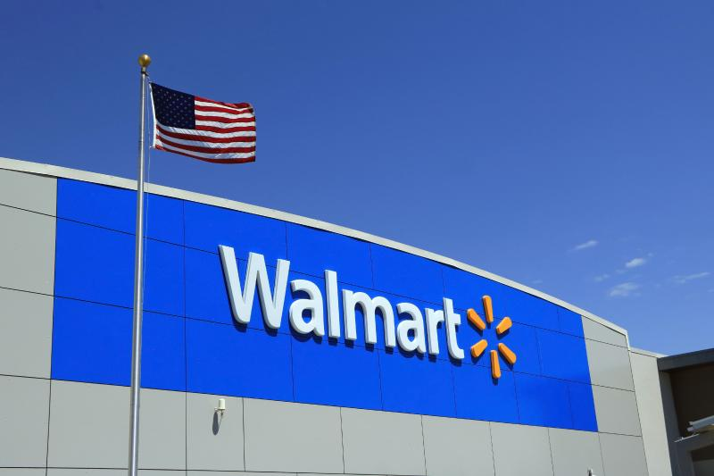 Walmart has a secret section full of sale finds! (Photo: Getty)