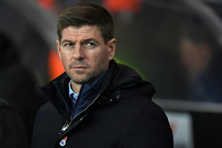 Rangers manager Steven Gerrard is under pressure to stop Celtic winning 10 Scottish league titles in a row