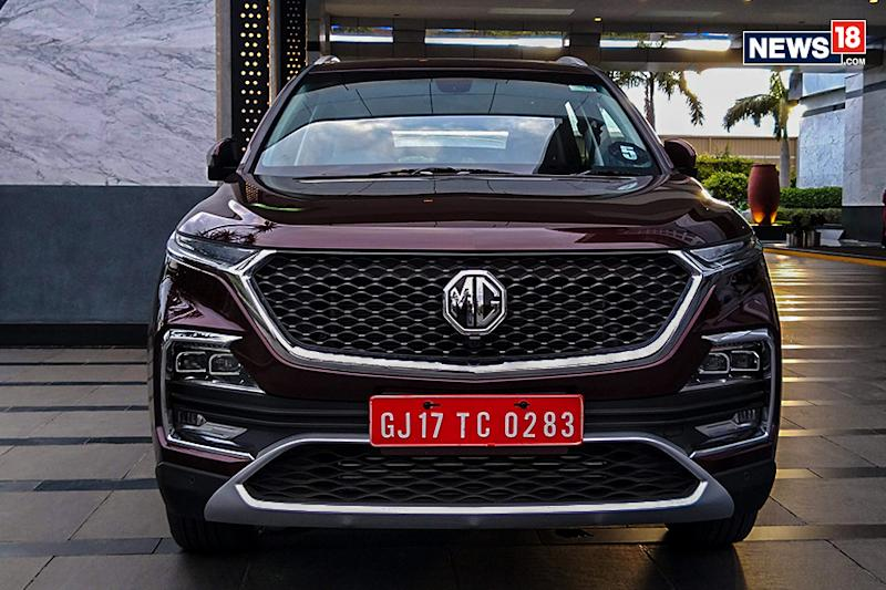 MG Hector Fire Caused Due to Abandoned Cloth in the Engine Bay, Study Concludes