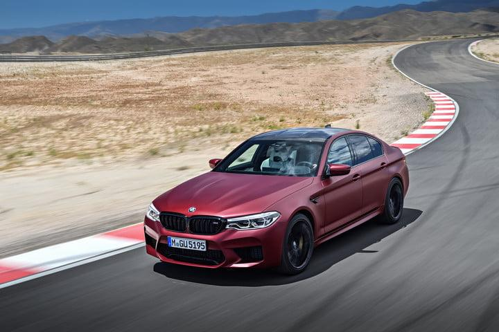 BMW M joins the hybrid gas-electric movement with its ...