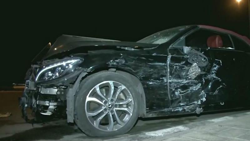 Delhi: Over-Speeding Mercedes Hits Car Occupied by 3 Paramilitary Personnel; One CRPF Killed, 2 Critical