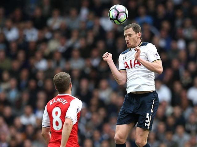 Spurs have been head and shoulders above Arsenal this season (Tottenham Hotspur FC via Getty)