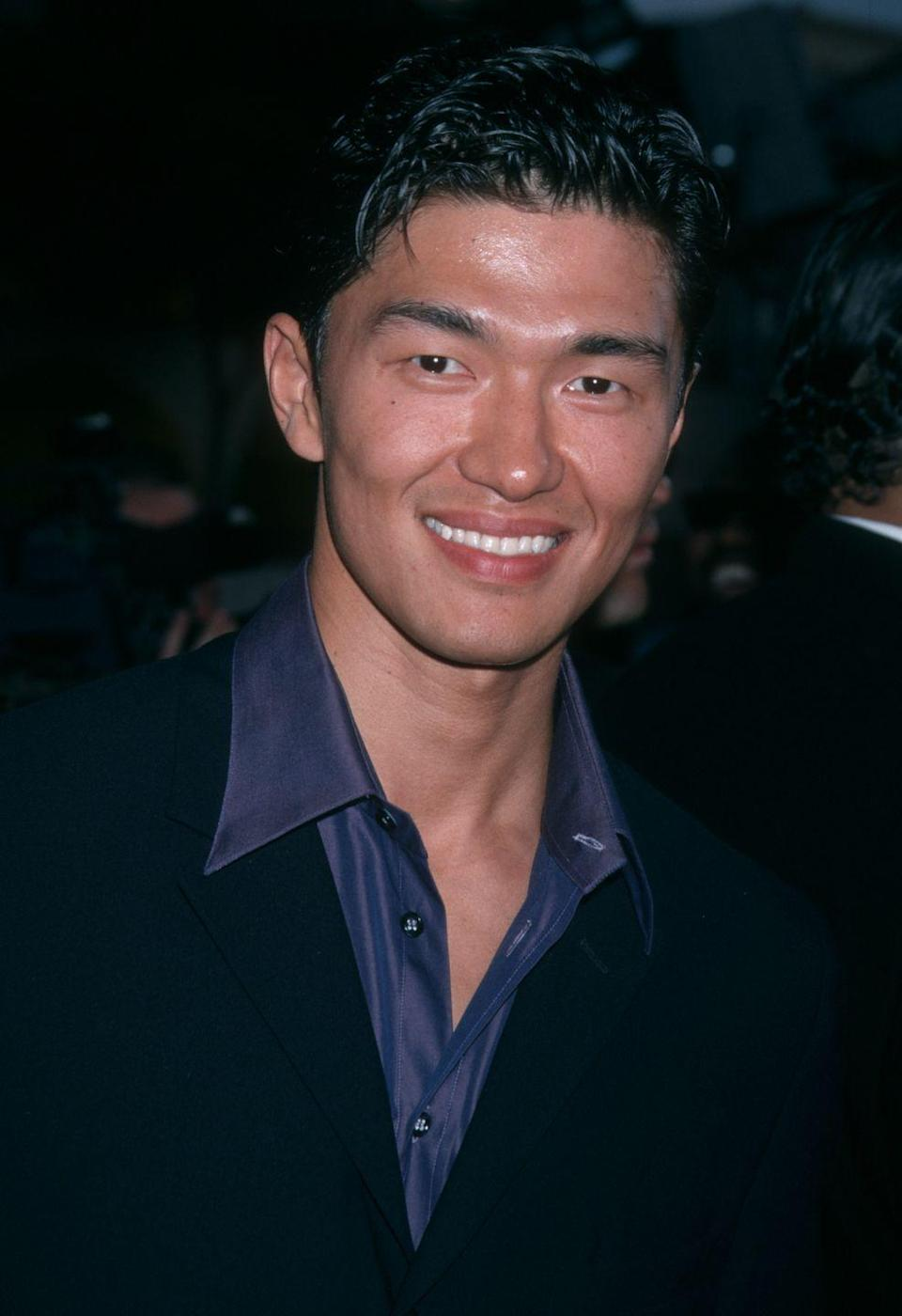 <p>You might remember Rick Yune as Johnny Tran from the first <em>Fast and Furious </em>film. The actor portrayed the leader of a Vietnamese gang and Vin Diesel's hated rival. </p>