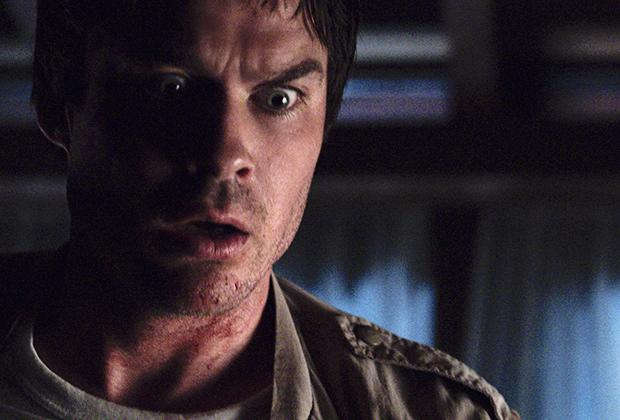 Ian Somerhalder Faces An Invasion Of Vampires In The V-Wars Trailer