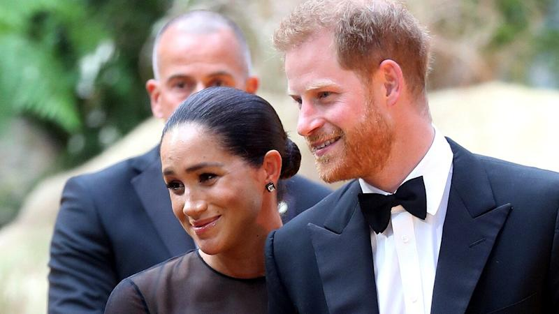 Prince Harry and Meghan Markle Get Pedicures Before His Reported